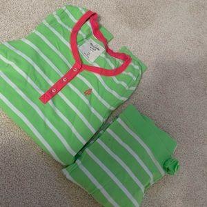 Abercrombie Pajama Set